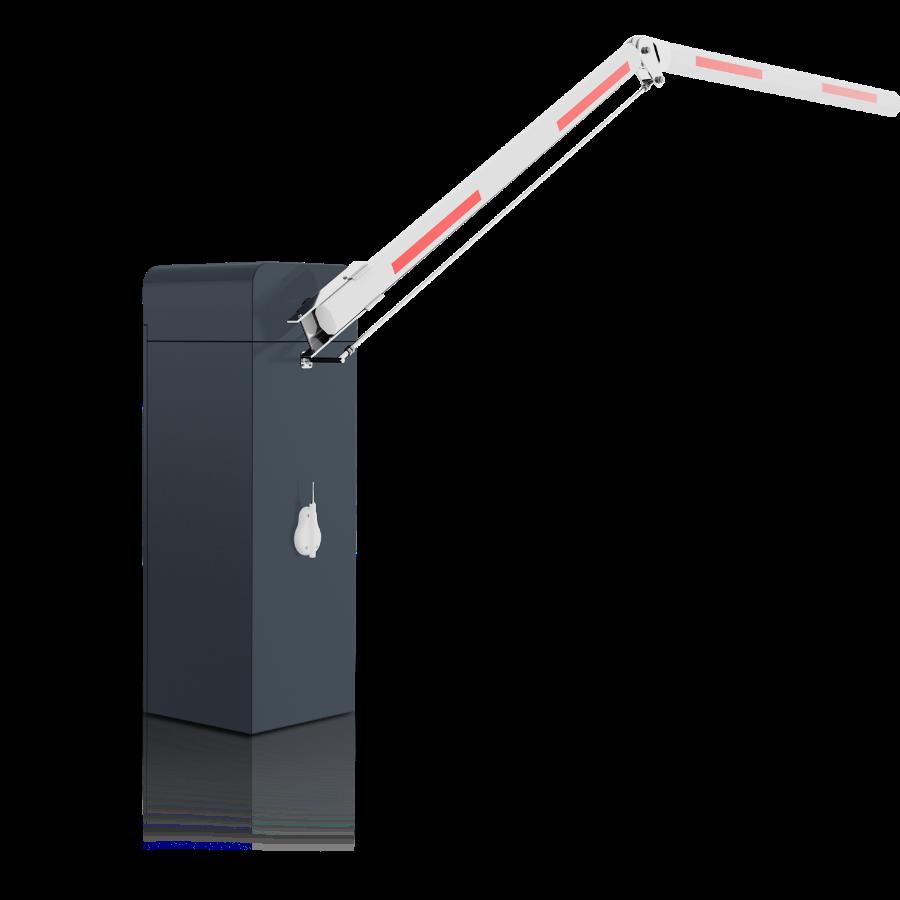 Автоматический шлагбаум RPS со сгибающейся стрелой